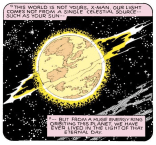 This planet sucks. (X-Men Annual #3)