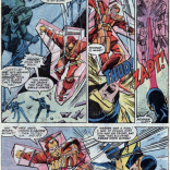 """I made it myself, out of RUBY QUARTZ JELLO!"" (X-Factor #23)"