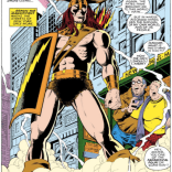 ARKON THE MAGNIFICENT! (X-Men Annual #3)