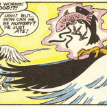 Somewhere there's a universe where June Brigman drew the rest of this arc, and it was roughly a million times better than the version we got. (New Mutants #56)