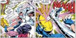 It's cool. It's not a real knife. (Uncanny X-Men #226)