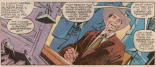 Recognizable presidents are few and far between in comics. (X-Factor #25)