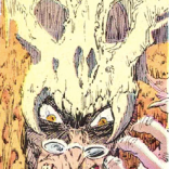 Lookit this E.C. lookin' jerk! (New Mutants #59)