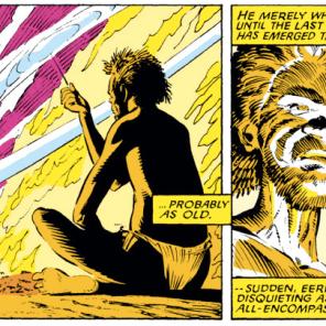 Hi, Gateway! (Uncanny X-Men #229)