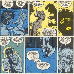 And it really only gets more depressing from here. (New Mutants #64)