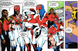 Captain Albion is by far and away the best-dressed member of the Captain Britain corps.