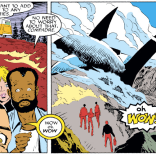 If I had a dollar for every time this had happened when I was out camping... (Uncanny X-Men #232)