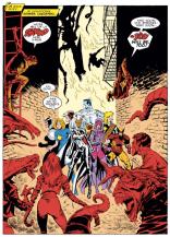"""""""Okay. This looks bad."""" (Uncanny X-Men #233)"""