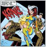 THAT OUTFIT. (Uncanny X-Men #236)