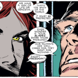 Genosha is actually kind of a metaphor--just not for what you first think. (Uncanny X-Men #238)