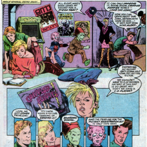 I wanna hang out there. (X-Factor #32)