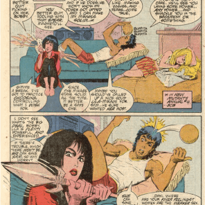 Teenagers, amirite? (New Mutants #67)