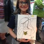 Jay REALLY ENJOYS drawing Shadowcat with swoopy Alan Davis hair.