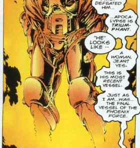 Apocalypse: Somehow actually more progressive than Doctor Who. (The Adventures of Cyclops and Phoenix #1)