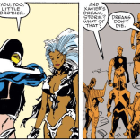 And they all lived happily ever after. (X-Factor #39)