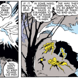Iceman is so underrated. Dude's the heart and conscience of the original five. (Uncanny X-Men #242)