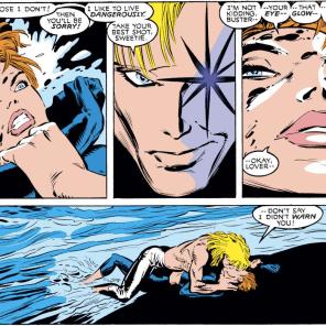 WELL, THEN. (Uncanny X-Men #242)