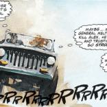 So, so doomed. (Havok & Wolverine: Meltdown #4)