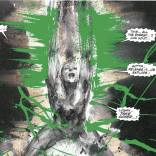 The way Havok's powers change when they go out of control is really, really amazing. (Havok & Wolverine: Meltdown #4)