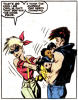 Babies, amirite? (New Mutants #74)
