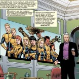 Previously, on New Mutants... (New Mutants Forever #1)