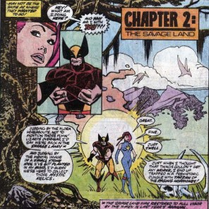 """Hey, let's play Final Fantasy! You bring the drama and I'll bring the fetch quest!"" (Uncanny X-Men Annual #13)"