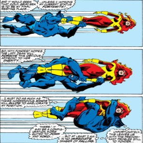 In which John Byrne's writing and art are two great tastes that taste great together. (X-Factor Annual #4)