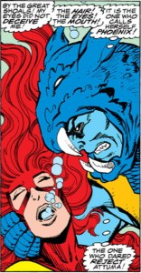 Come on, Attuma - didn't you read Avengers #263 and Fantastic Four #286? (X-Factor Annual #4)