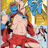 HI, BRIAN. (Excalibur #10)