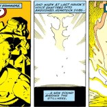 Everything in this issue is both epic and overly abrupt. (Uncanny X-Men #250)