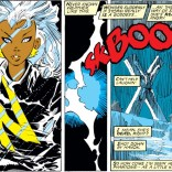 Ever have a day so shitty you hallucinated the future? (Uncanny X-Men #251)