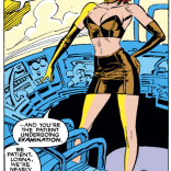 MOIRA THAT IS NOT SAFE LAB WEAR (Uncanny X-Men #254)