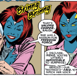 Relationship goals. (Uncanny X-Men #254)