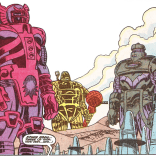 NEXT EPISODE: X-Factor vs. Celestials!