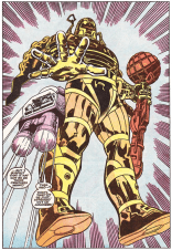 The Kirbiest of Kirby designs! (X-Factor #43)