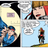 Man, Lady Deathstrike is so cool. (Uncanny X-Men #253)