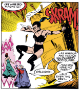 Never change, Callisto. (Uncanny X-Men #253)