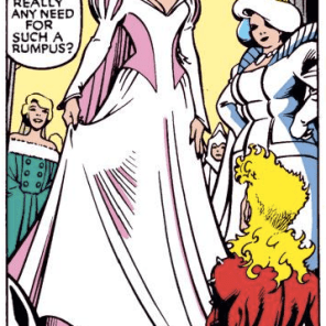 Princess Kitty, now 100% more bland. (Excalibur #13)