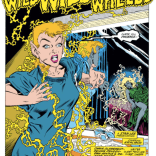 It's like Freaky Friday, but only halfway. Vaguely Abnormal Friday. (Excalibur #18)