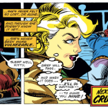 """""""And then I'm going to feed you ice chips while you're asleep!"""" (Excalibur #19)"""
