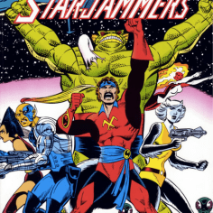 Dave Cockrum should draw all the space pirates, always. (Spotlight on Starjammers #1)