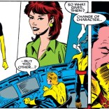 I mean, geez! No eye protection in the lab? (Uncanny X-Men #261)