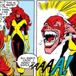 Hey, this wasn't in my horoscope for today! (Uncanny X-Men #261)