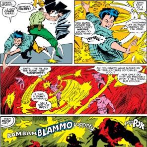 Jubilation Lee: forever the best for always. (Uncanny X-Men #261)
