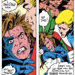 That last word balloon, tho. (Excalibur #23)