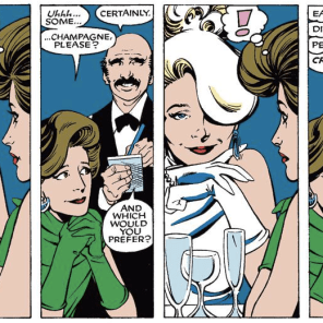 THOSE MATCHING HAIR SWOOPS! (Excalibur #24)