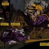 Wolverine improving his catchphrase? Magnus playing Sentinel? This spread has it all! (Wolverine: Rahne of Terra)