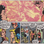 Meanwhile in Nth Man... (Excalibur #27)