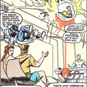 """""""This... this is how parenting works, right?"""" (X-Factor #59)"""