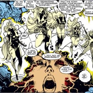 Ororo Munroe: badass at any age. (Uncanny X-Men #267)